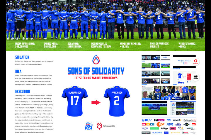 Sons of Solidarity - - Parkinsonsamtoekin