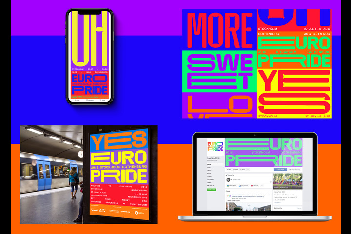 EuroPride 2018 - Loud & Proud - Public Service - EuroPride