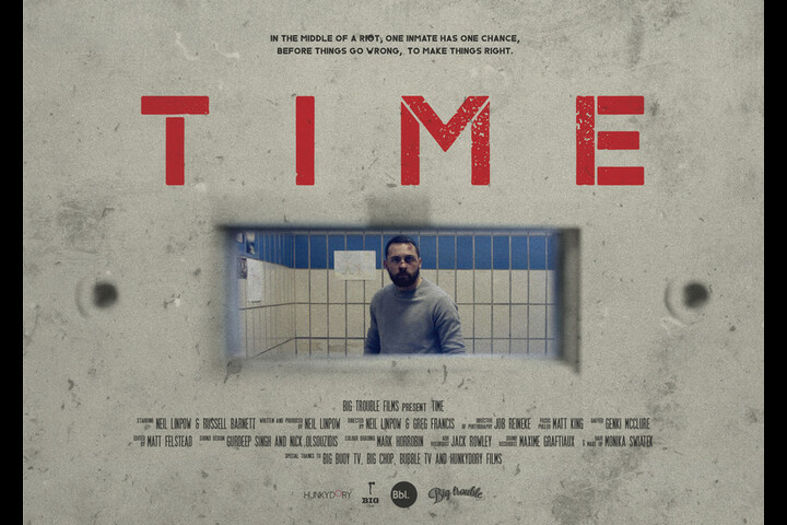 Time - Neil Linpow - HunkyDory