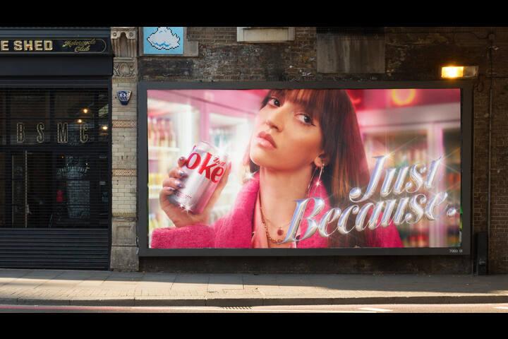 Just Because - Diet Coke - Diet Coke