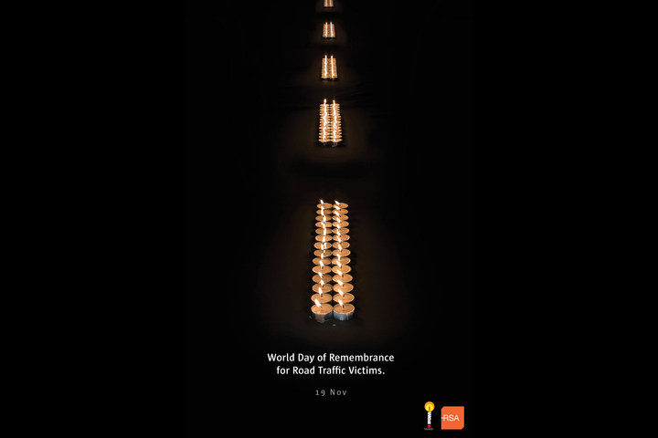Candles - Road Safety Authority - Road Safety