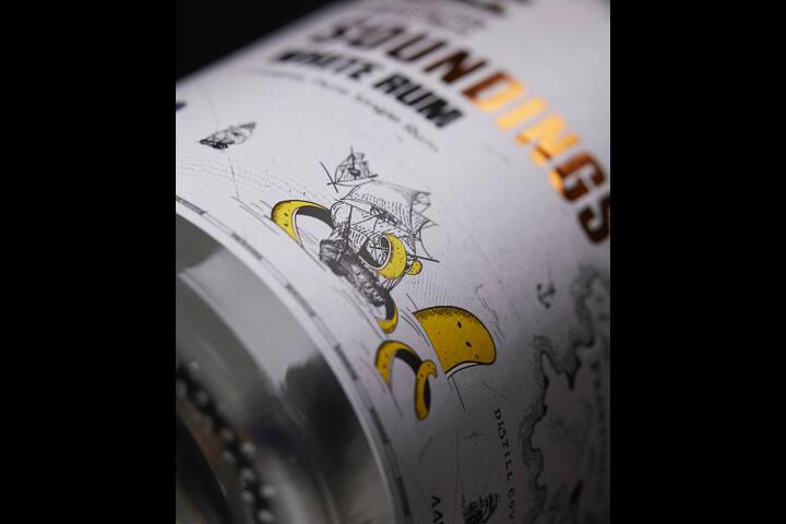 Sounding Series - Flavours Spirits - Retribution Distilling