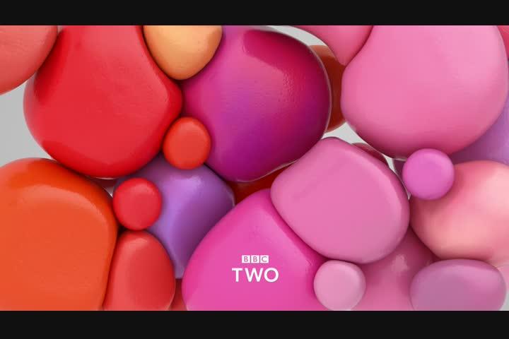 BBC Two - Ident 1; Ident 2; Ident 3; Ident 4; Ident 5; Ident 6 - Brand Refresh