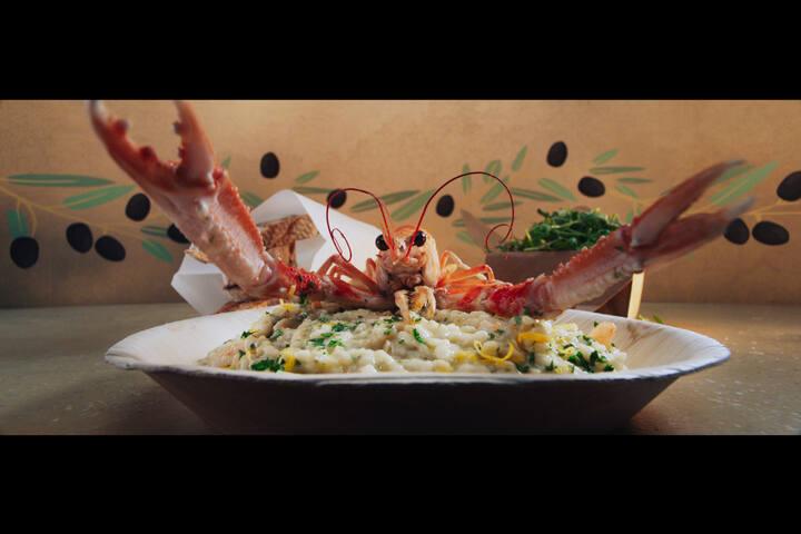 Food. We get it - Deliveroo (Restaurants) - Deliveroo