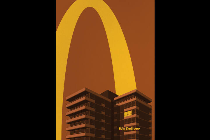 Lights On - McDonald's - McDelivery