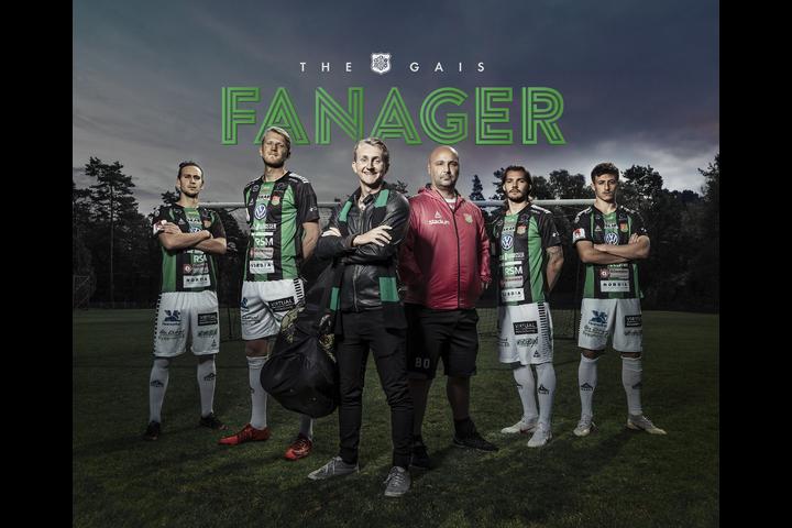 The Fanager - Season tickets for soccer team GAIS - GAIS