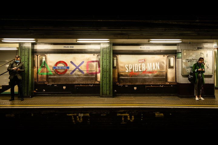 PlayStation 5 Launch: TFL Takeover - PlayStation 5 - PlayStation UK