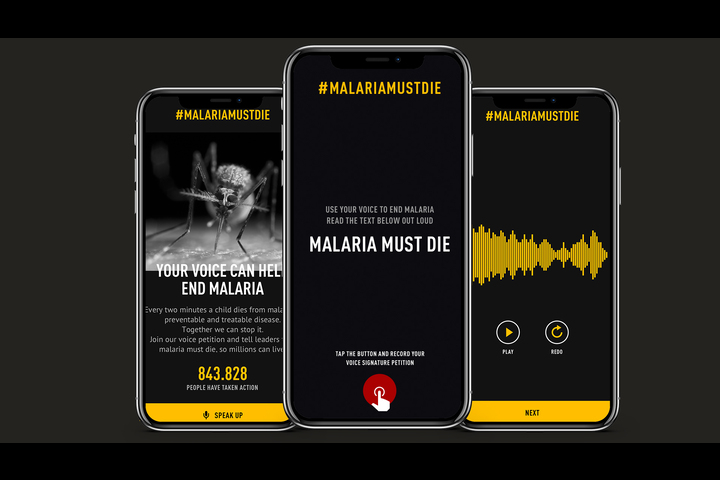 The Voice Petition - Malaria Must Die - Malaria Must Die