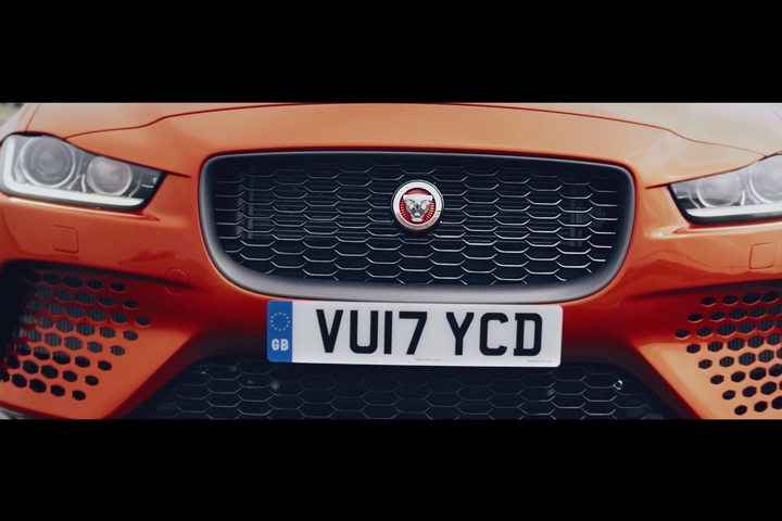 Speed Sketch - Jaguar XE Project 8 - Jaguar