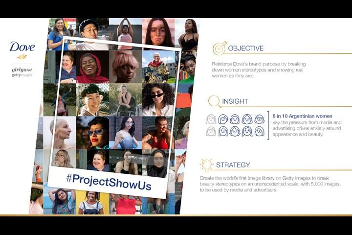 #ProjectShowUs - Personal Care - Dove