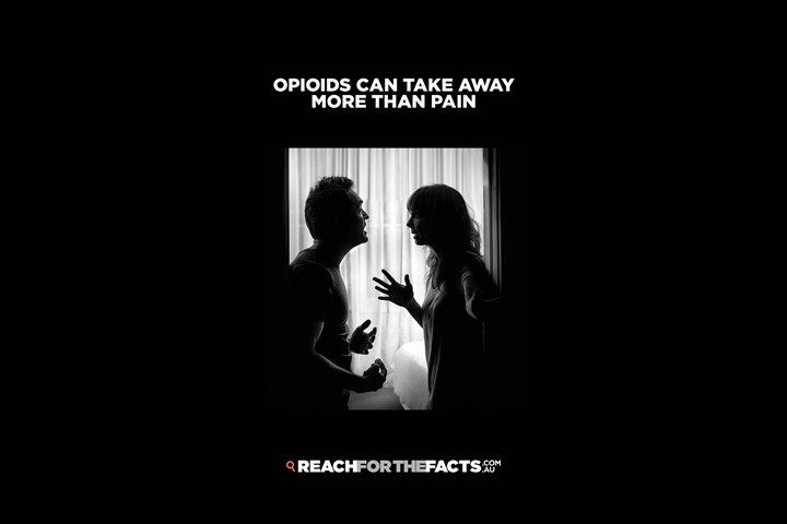 More Than Pain - Health Awareness - Reach for the Facts