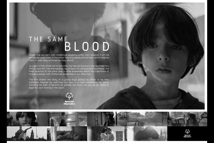 Same Blood - - Special Olympics Latin America