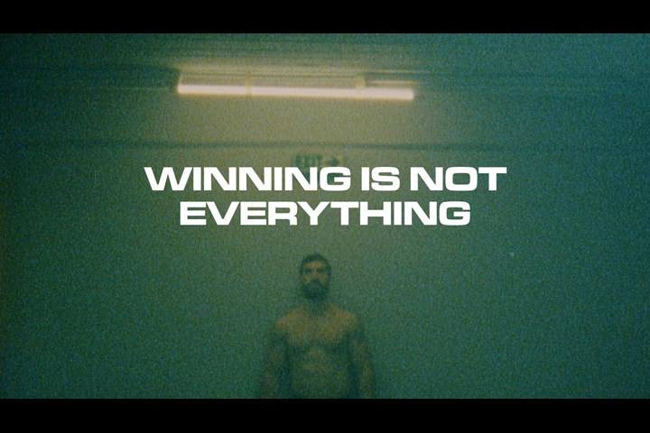 Winning Is Not Everything - - - -