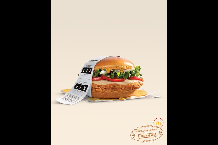 Worldwide Favorites Canada - McDonald's US - Worldwide Favorites