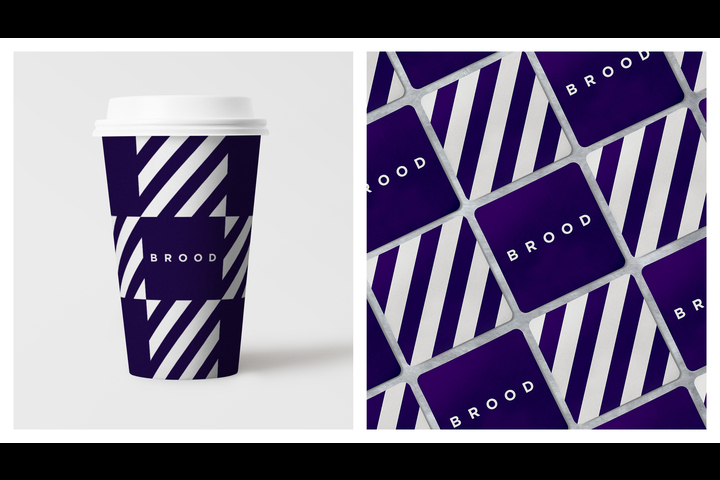 Brood Rebrand - Restaurant - Brood
