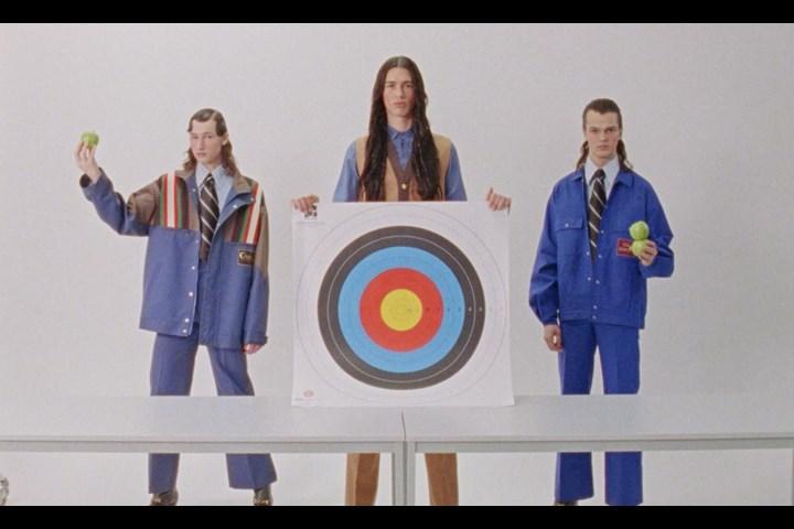 Bullseye - Agustin Farias - Gucci