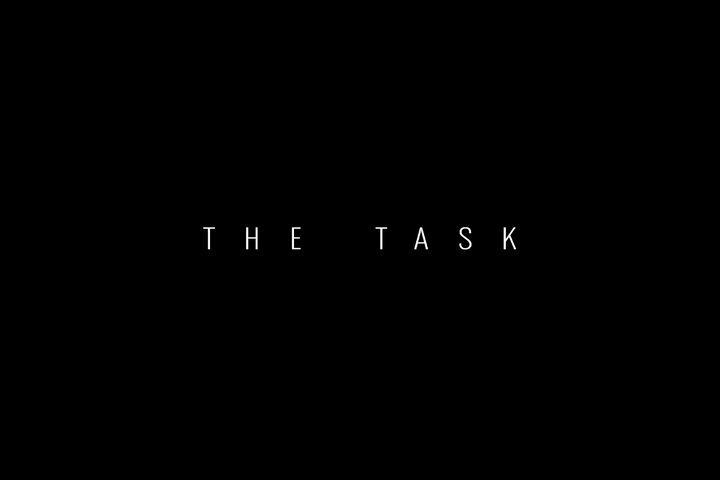 Neil Saul - The Task -