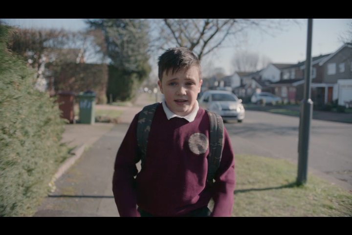 Boy - British Heart Foundation -