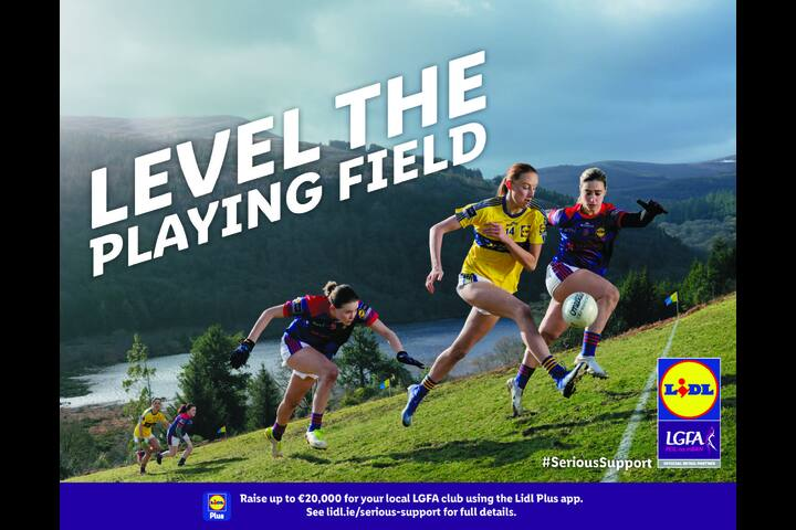 Level The Playing Field - Lidl - Lidl