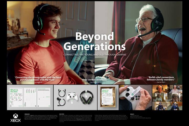 Beyond Generations - Xbox - Microsoft/Xbox