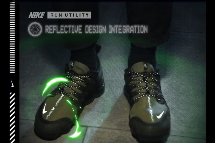 Nothing Stops Kev, Water Repellency, Busman - Vapormax trainer - Nike