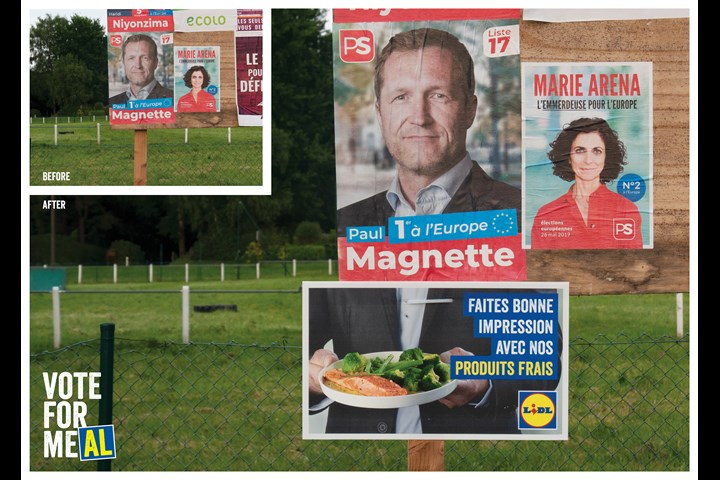 vote for meAL - Fresh products of Lidl - Lidl Belgium