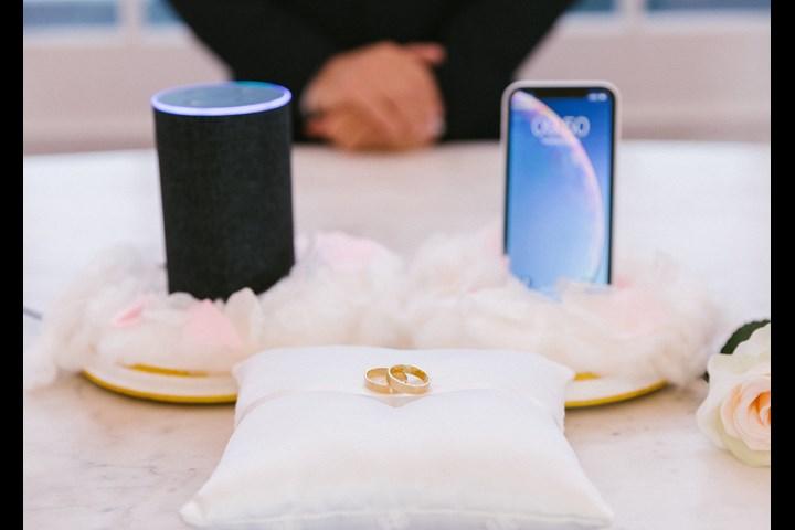 The Wedding of Siri & Alexa - Tourism - Vienna Tourist Board