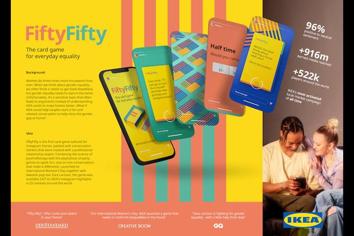 FiftyFifty - IKEA - IKEA