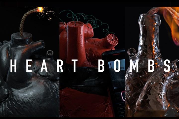 Heart Bomb - Bayer - Merck