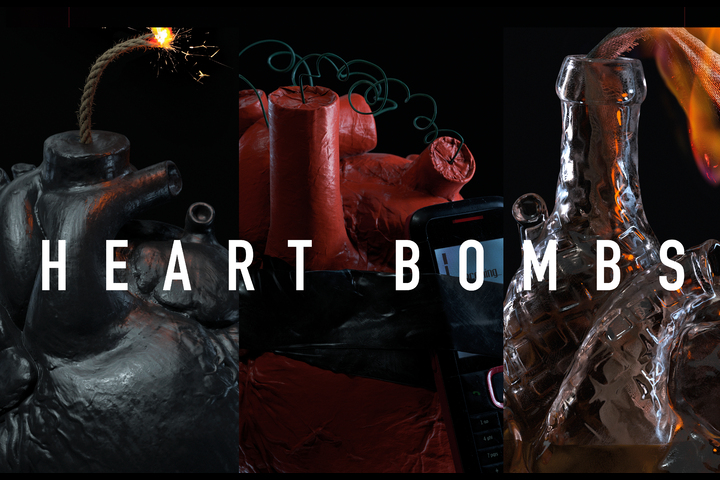 Heart Bomb - Merck - Bayer
