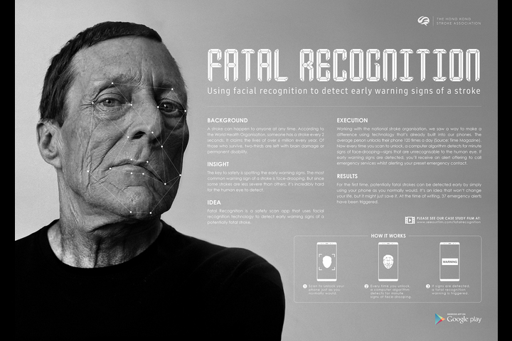 Fatal Recognition - The Hong Kong Stroke Association - The Hong Kong Stroke Association