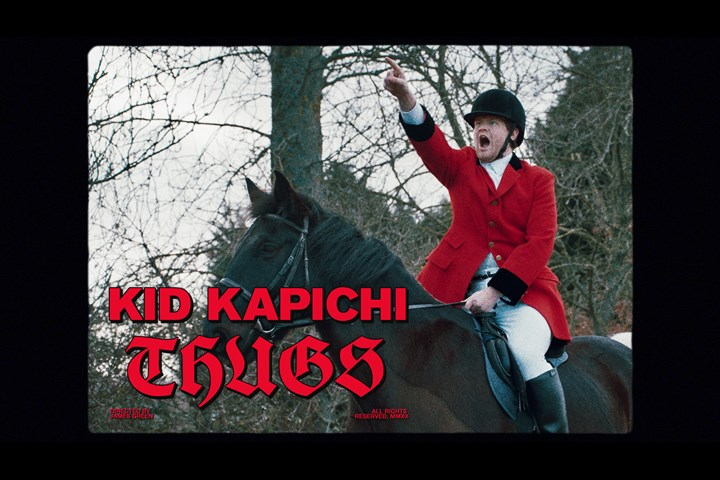 Kid Kapichi - Thugs - Ramshackle Productions - Kid Kapichi