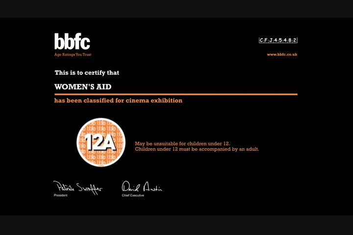 Theatrical Cut - Women's Aid - Women's Aid