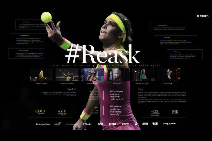 #Reask - El Tiempo Newspaper - El Tiempo Newspaper