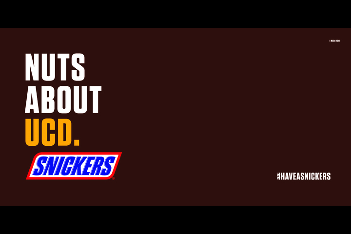 Snickers Nuts About - Snickers - Snickers