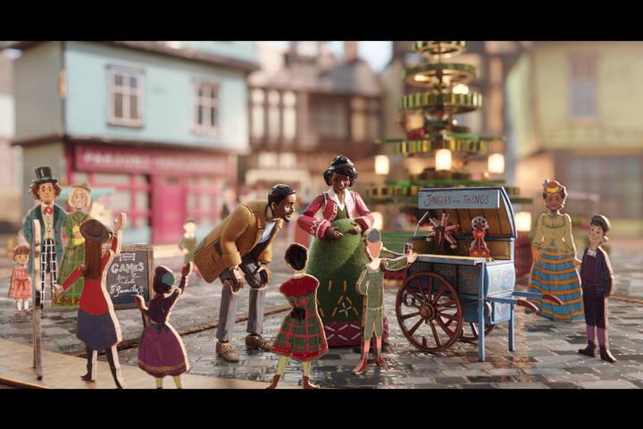 Jingle Jangle 'A Christmas Journey' - - - Netflix