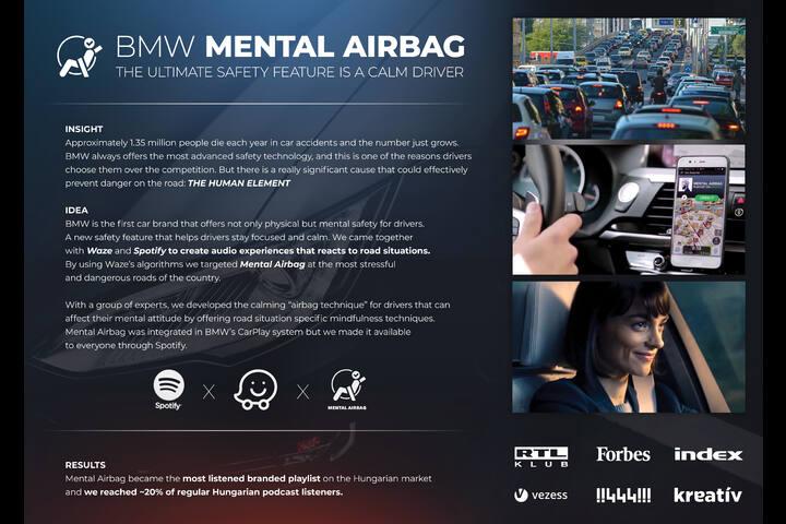 Mental Airbag - automotive - BMW