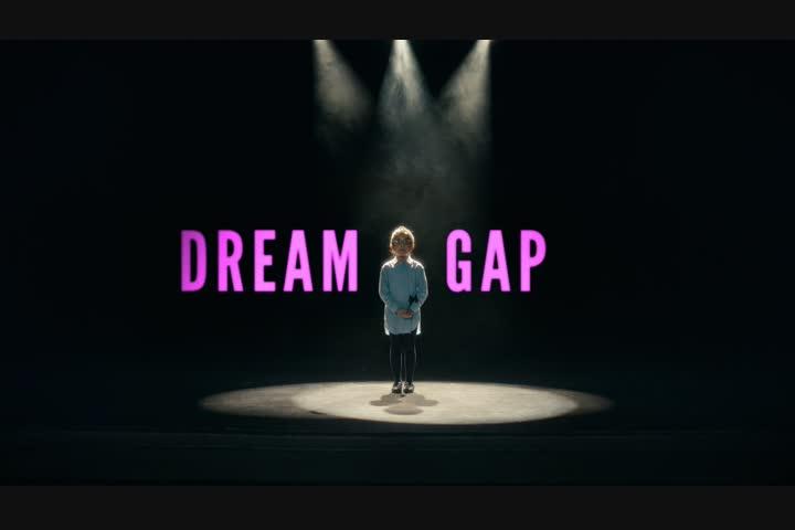 Dream Gap - - Barbie