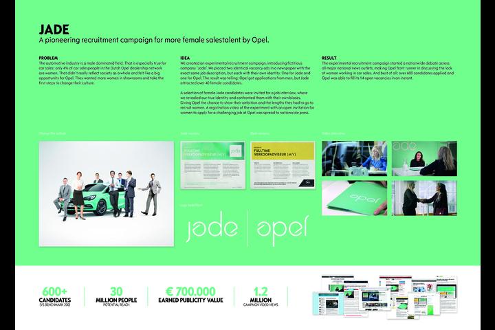 Jade - - Opel