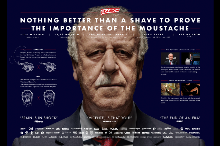 Choose Moustache - - Pescanova