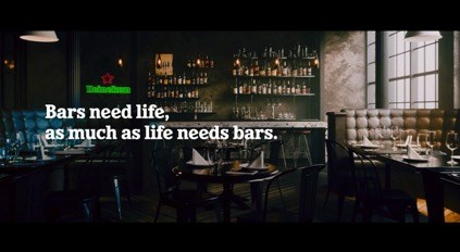Back the Bars - Heineken - Heineken