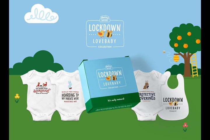 Lockdown Lovebaby - Heinz by Nature - Kraft Heinz