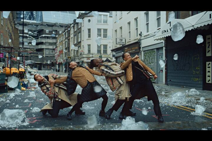 Festive - 2020 Campaign Film - Burberry
