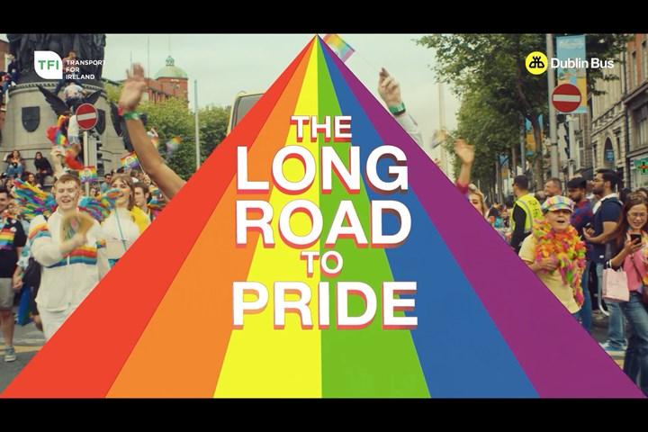 The Long Road to Pride - Dublin Bus - Dublin Bus