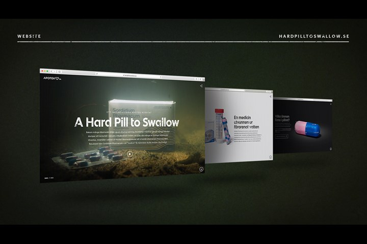 A Hard Pill To Swallow - More sustainable medicinal drugs - Apotek Hjärtat