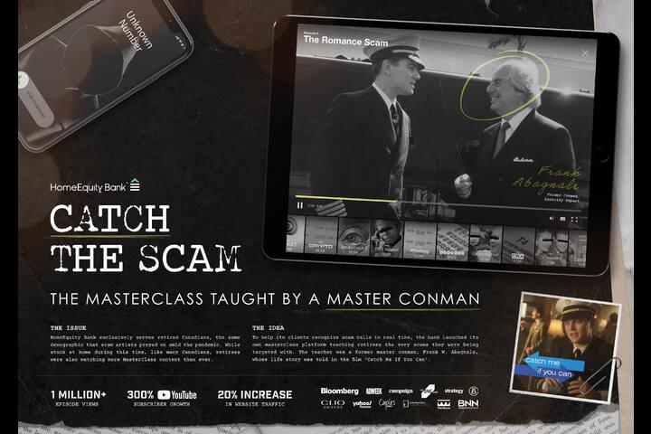 Catch The Scam - HomeEquity Bank - HomeEquity Bank
