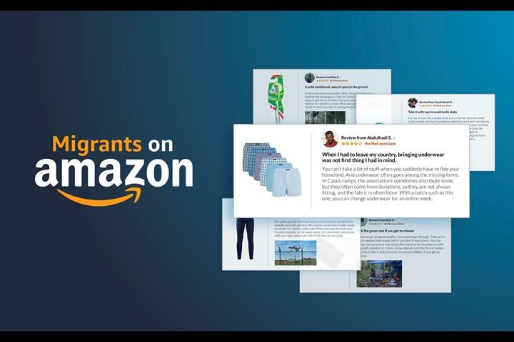 Migrants on Amazon - Auberge des Migrants - Auberge des Migrants