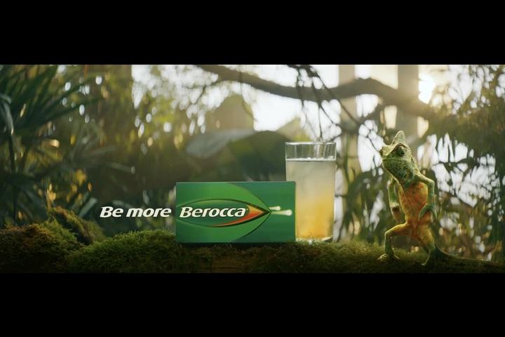 Be More Berocca - Berocca - Berocca