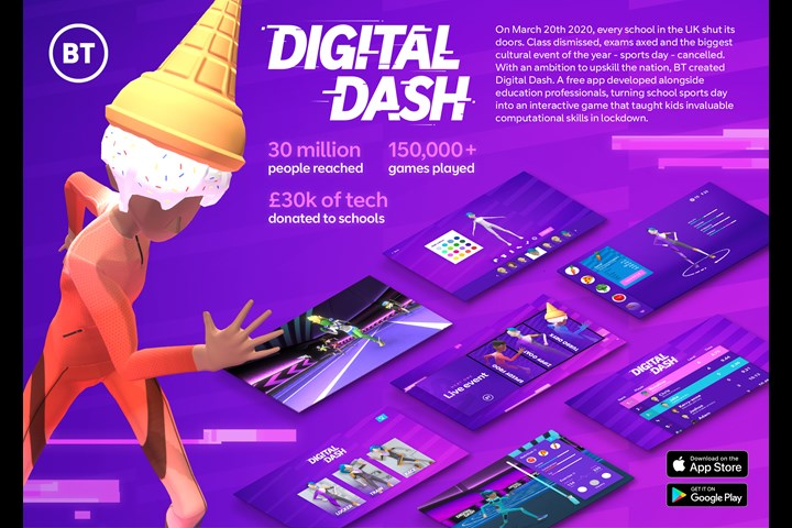 Digital Dash - BT - BT