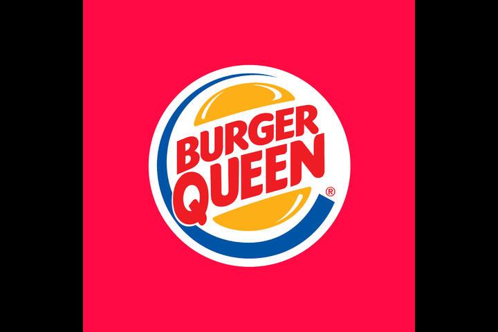 Burger Queen - Social Media Channels - Burger King